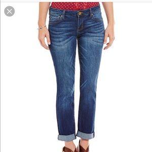 Kut from the kloth Catherine boyfriend jeans SZ 12